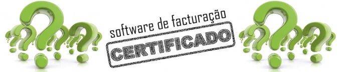 Software Certificado - Perguntas Frequentes